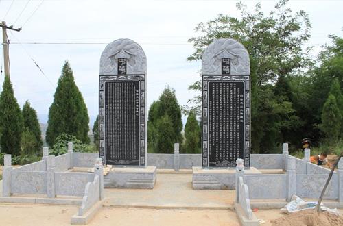 墓地墓碑寄托哀思权益受保不容侵犯