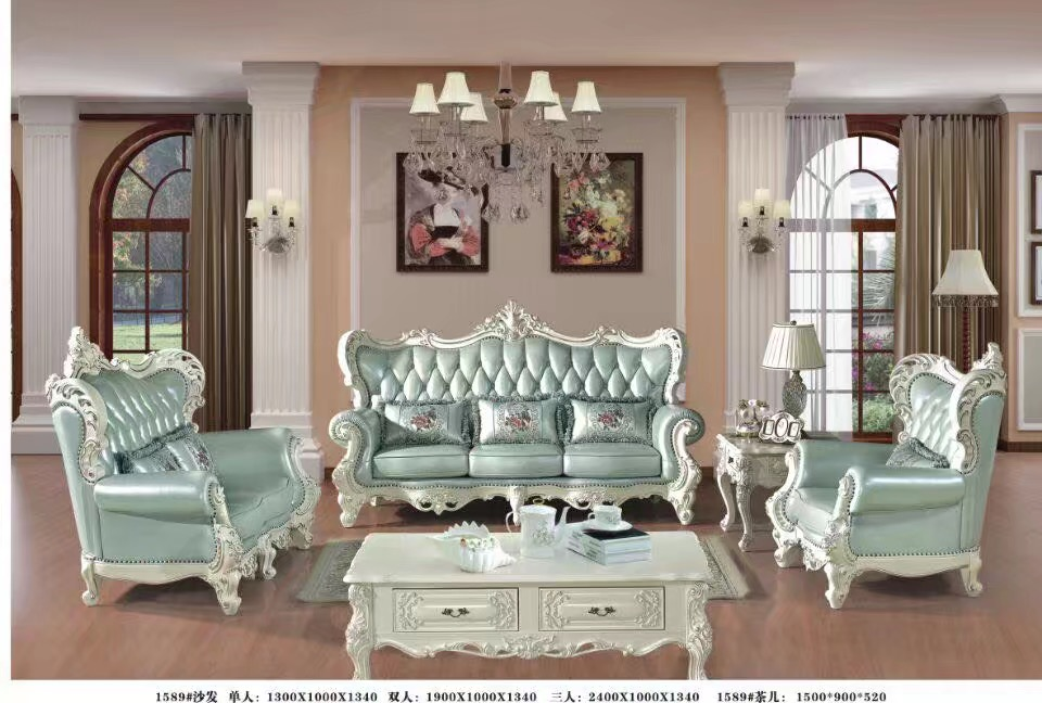 沙发--欧式 法式系列