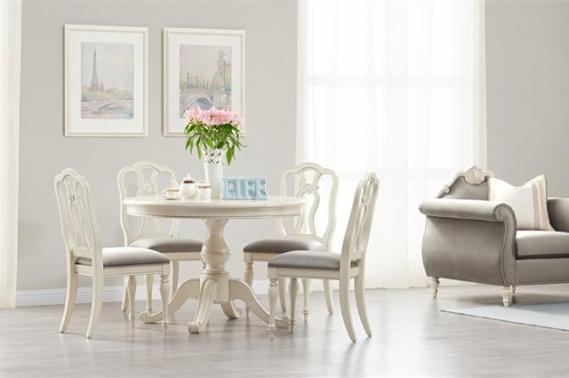 餐桌餐椅选购小建议,与整个风格相结合,轻松挑到好家具