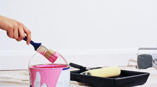 新房乳膠漆的刷涂步驟!手把手教你刷乳膠漆~