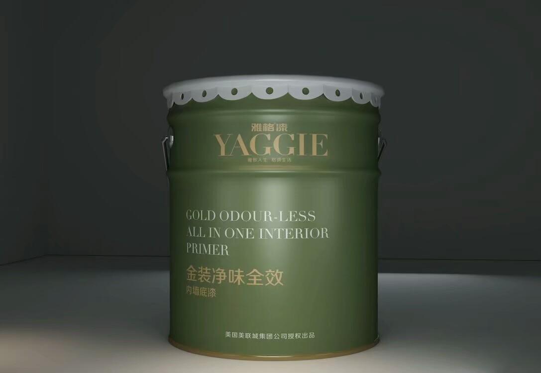 雅格漆由美國美聯誠集團公司研發授權中國生產