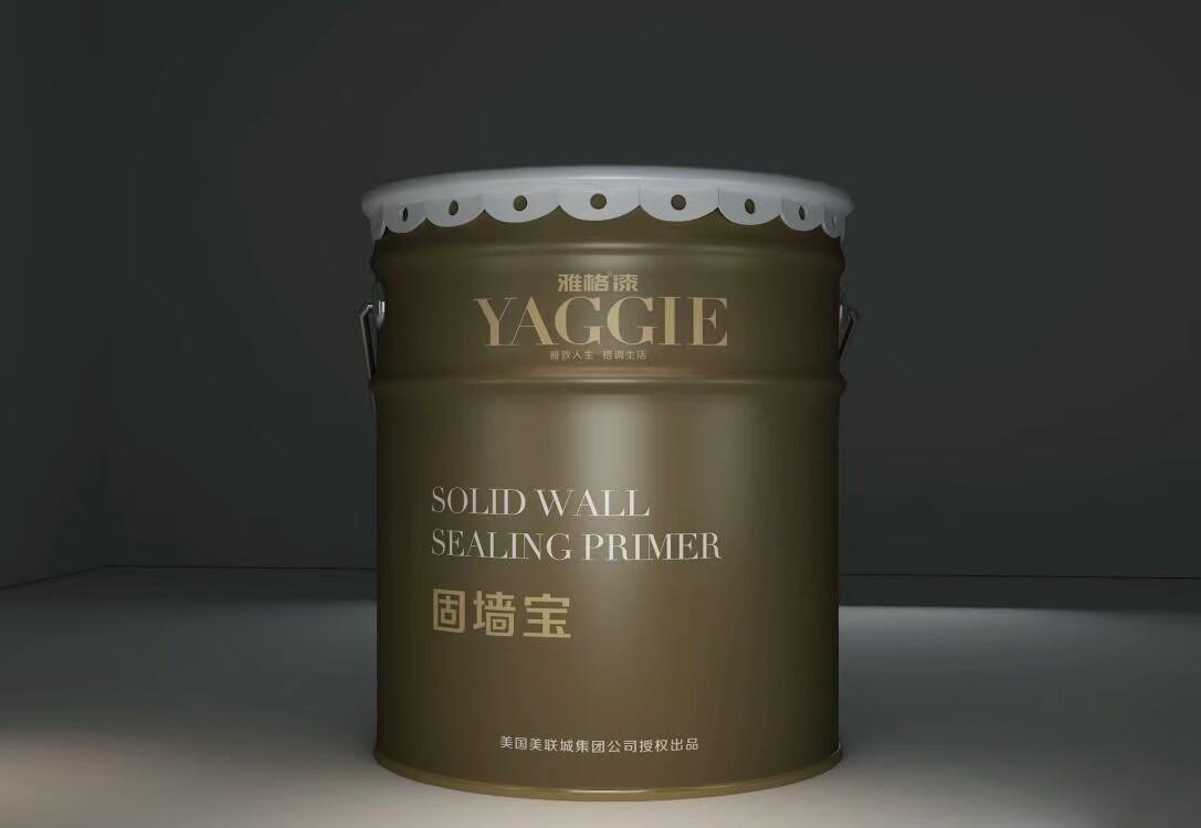 雅格漆品牌的固墻寶