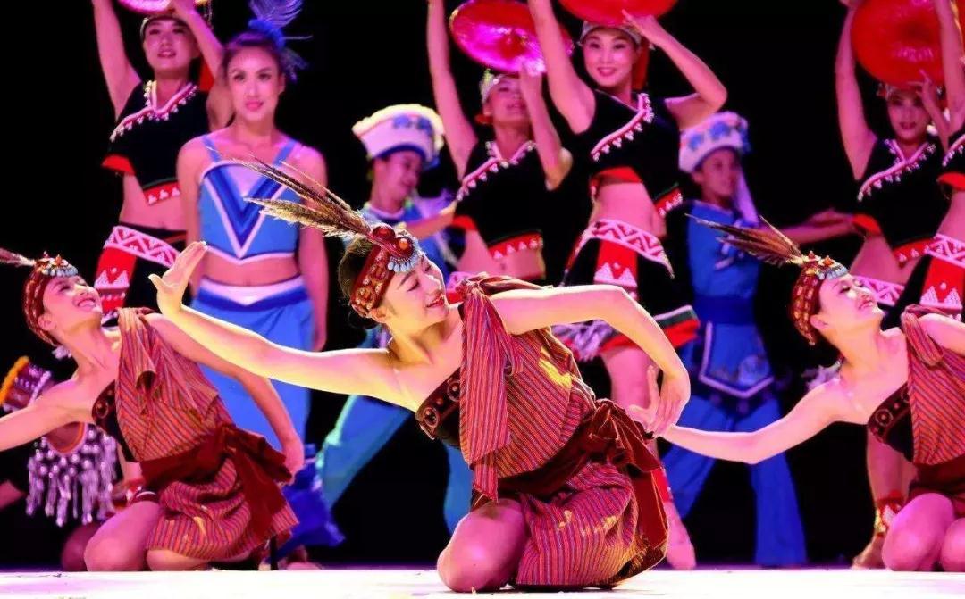 民族歌舞演出