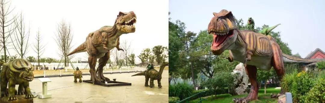 侏罗纪恐龙谷