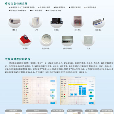 库房信息管理体系