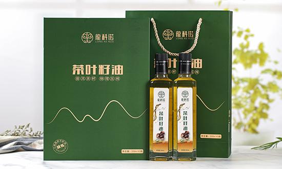 龍科諾·茶葉籽油