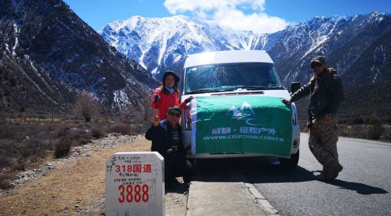 2019年川藏南线商务车专线拼车10日游