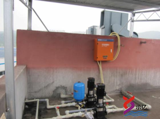 工厂变频生产、生活供水机组