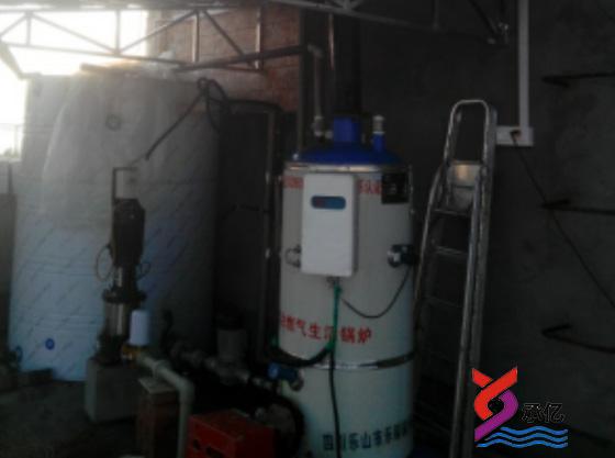 农家山庄热水供水机组
