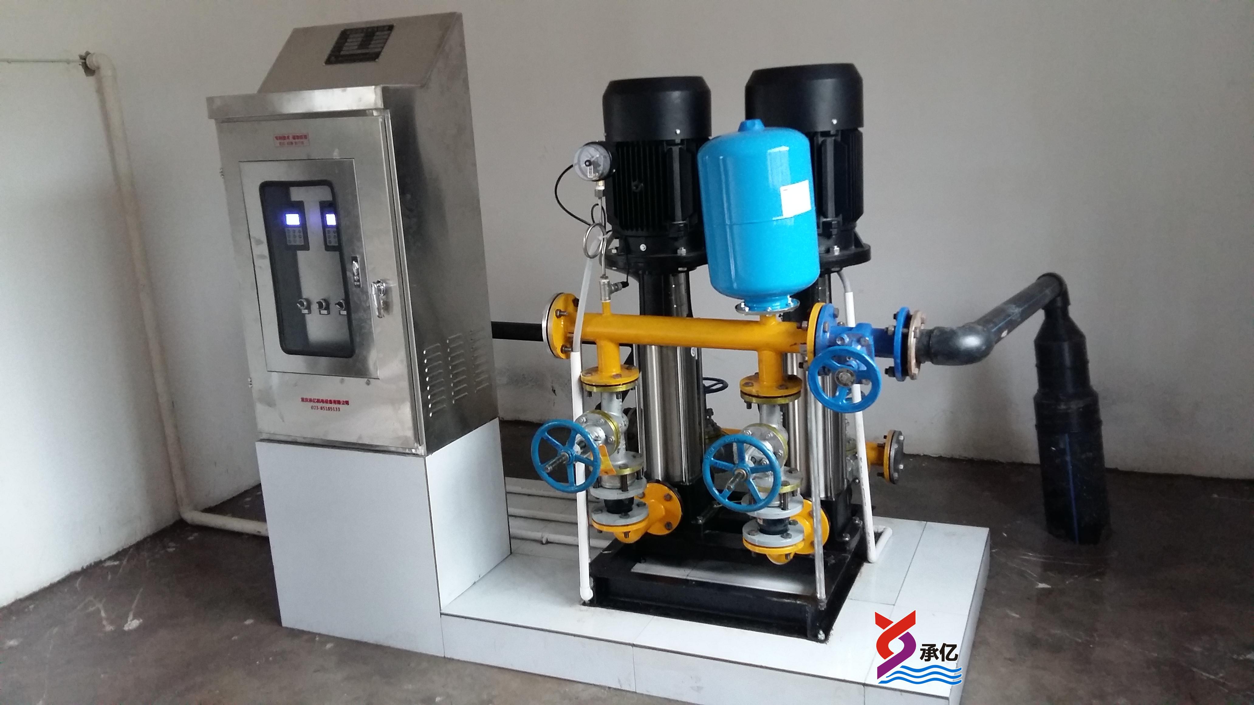 农村饮水工程变频供水设备