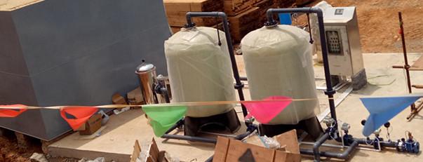 自来水生产与变频恒压供水
