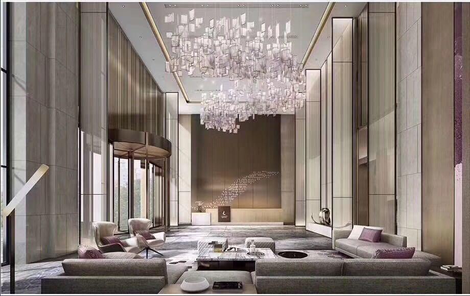 酒店、公寓、办公楼室内精装修