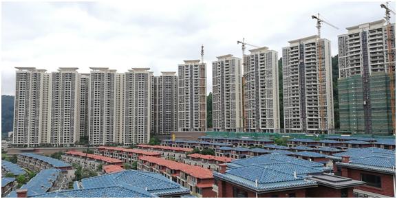 廣州峰湖御境項目二、三期高層住宅