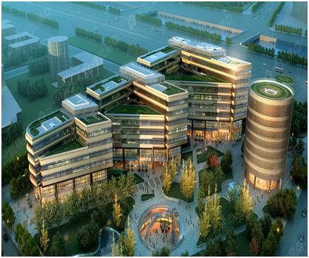 上海新地中心項目