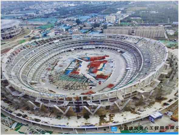 西安奧體中心項目--主體育場