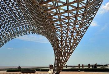鋼結構異形構筑物