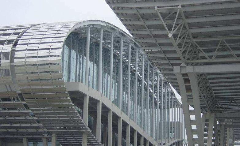 鋼結構體育場館