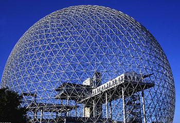鋼結構網架球殼