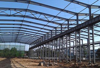 單層鋼結構廠房