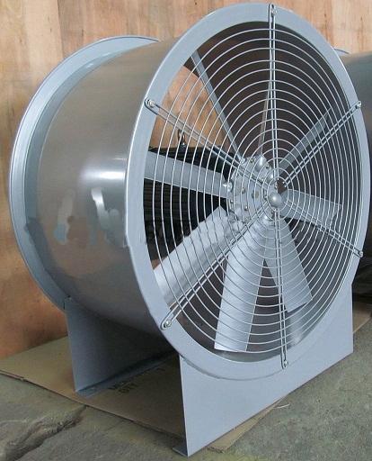 轴流风机参数选择与轴流通风机的说明