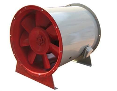 轴流风机的动叶片的检修