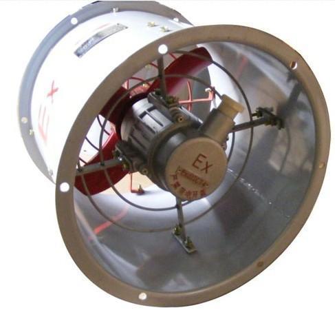 轴流风机基本原理