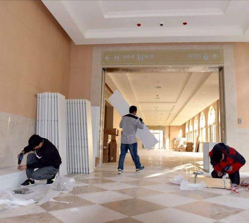 建筑裝飾裝修工程施工