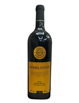 宝珞庄园珍藏西拉梅乐混酿红葡萄酒《中国进口红酒商城》