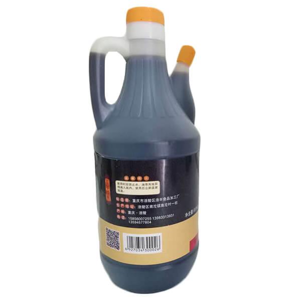 涪丰榨菜酱油6