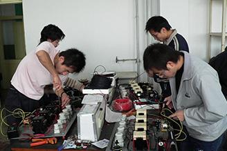 電工培訓操作