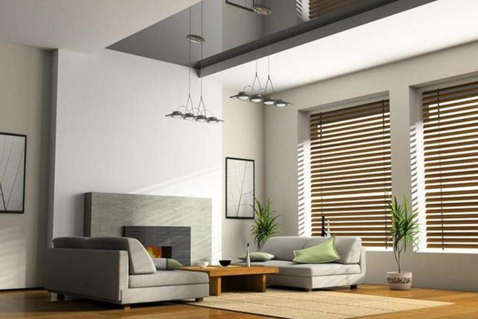【陜西博誠窗飾】分享:新房窗簾不知如何選?教你6種窗簾搭配方法,讓你家客廳顏值增倍