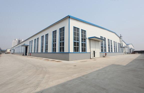 志丹县宏远不锈钢加工厂建设工程钢结构工程