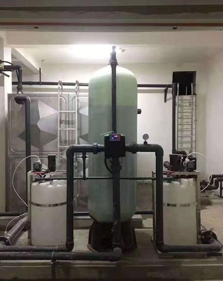 河南花源水處理設備有限公司