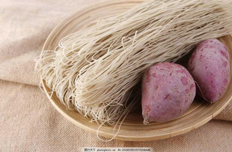 红薯粉条价格贵,比木薯粉条受欢迎这是为啥?