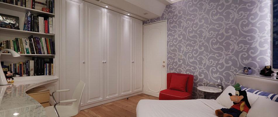 衣柜-卧室