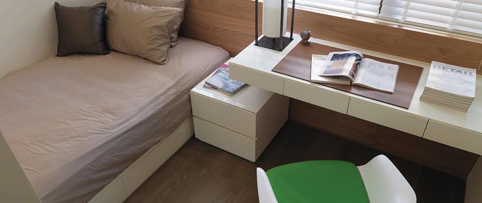 书柜-卧室