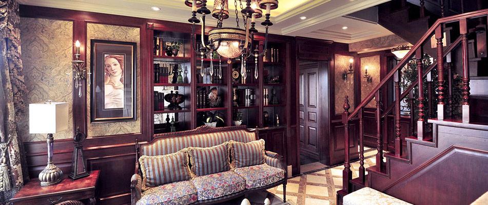 装饰柜系列-客厅