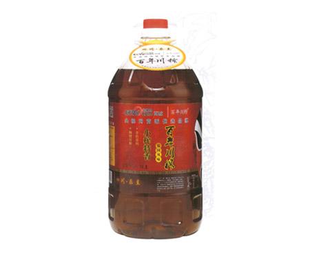 5L蜀國風味小榨特香菜籽油