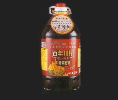 5L高山特香樂至菜籽油