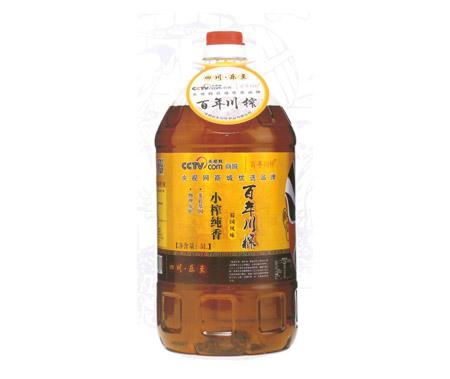 5L蜀國風味小榨純香菜籽油