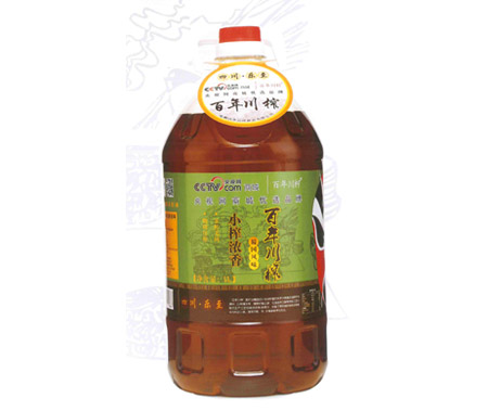 5L蜀國風味小榨濃香菜籽油