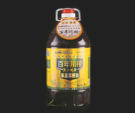 5L高山純香樂至菜籽油