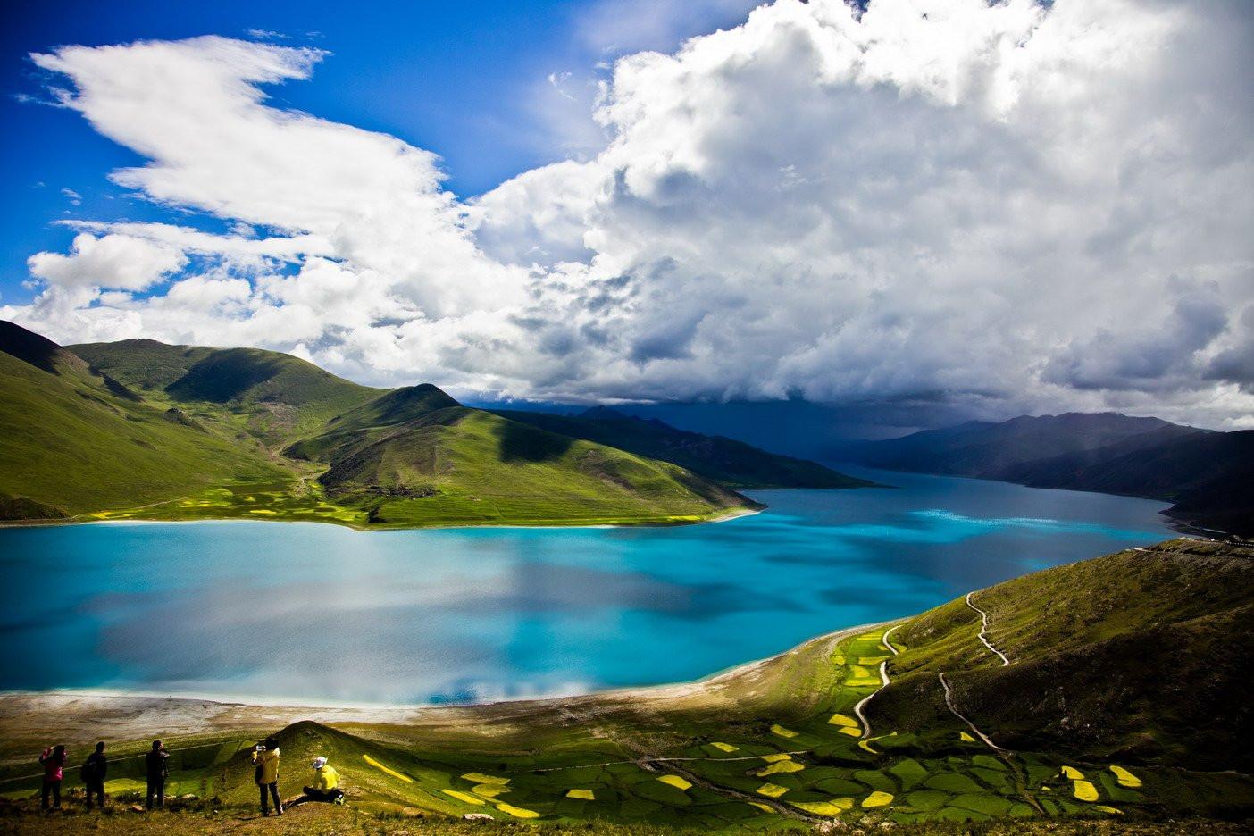 2018醉美西藏--川进青出15日自驾之旅成都散团
