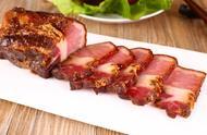 猪肉做法之广式腊肉,这么做,肉质香而不腻,最下饭!