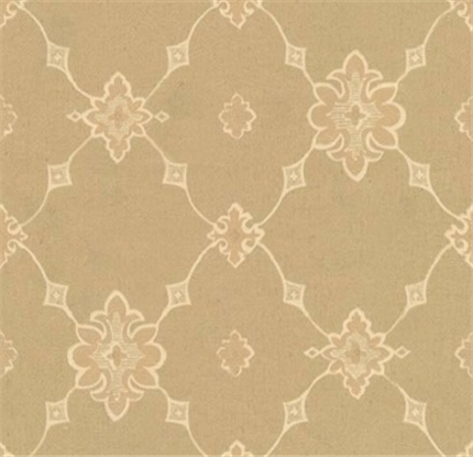 Deep embossed wallpaper