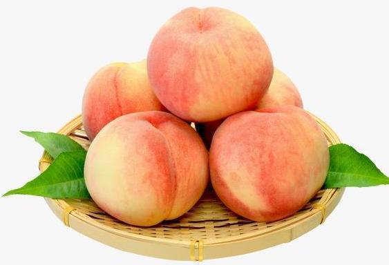 挑水蜜桃是挑硬的还是软的?教你这样挑选,更好吃