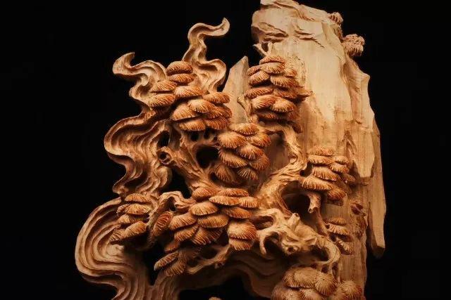 三分料七分工,精致的木雕如何挑?