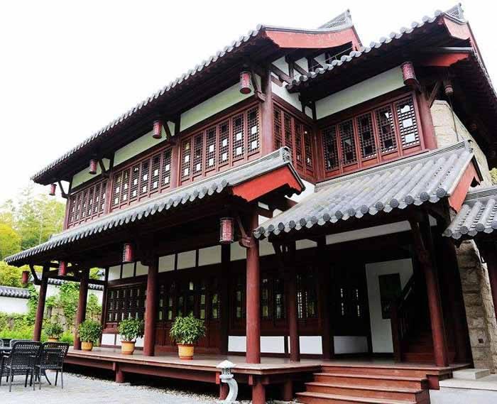 淺談中國古建筑文化中蘊含的《易經》思想