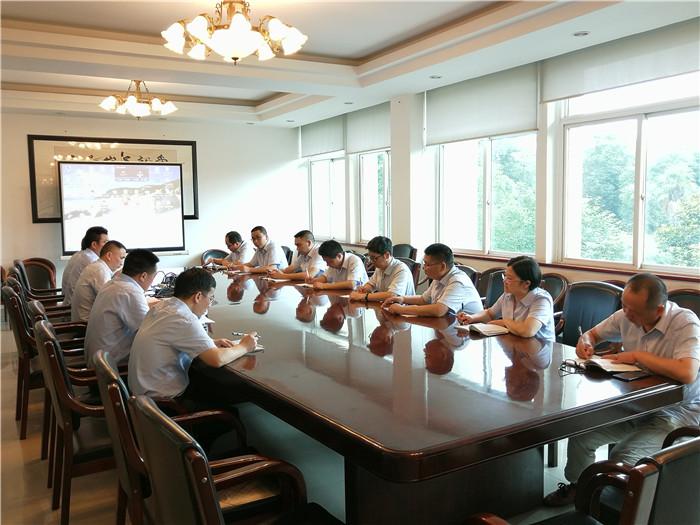 公司党委召开学习动员会