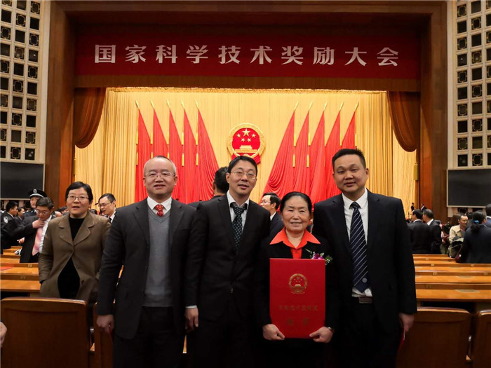 玉龙公司科技成果喜获2018年度国家技术发明奖